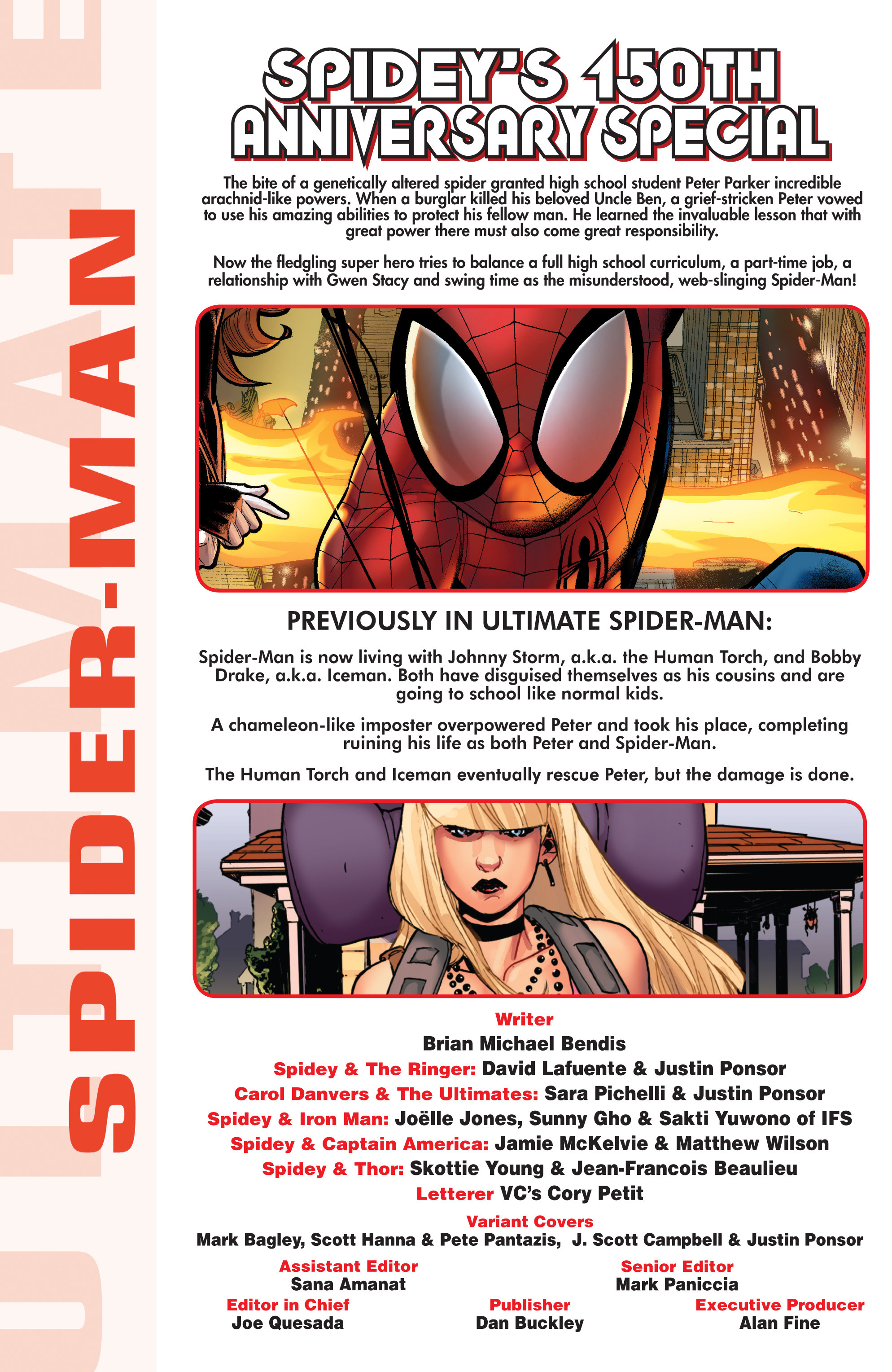 Read online Ultimate Spider-Man (2009) comic -  Issue #150 - 3