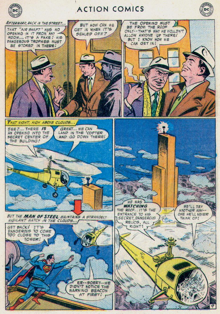 Read online Action Comics (1938) comic -  Issue #228 - 11
