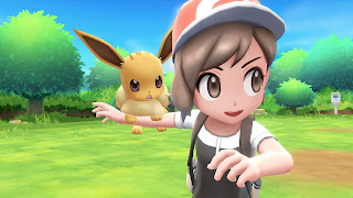 Pokemon Let's Go Pikachu and Eevee Wallpapers