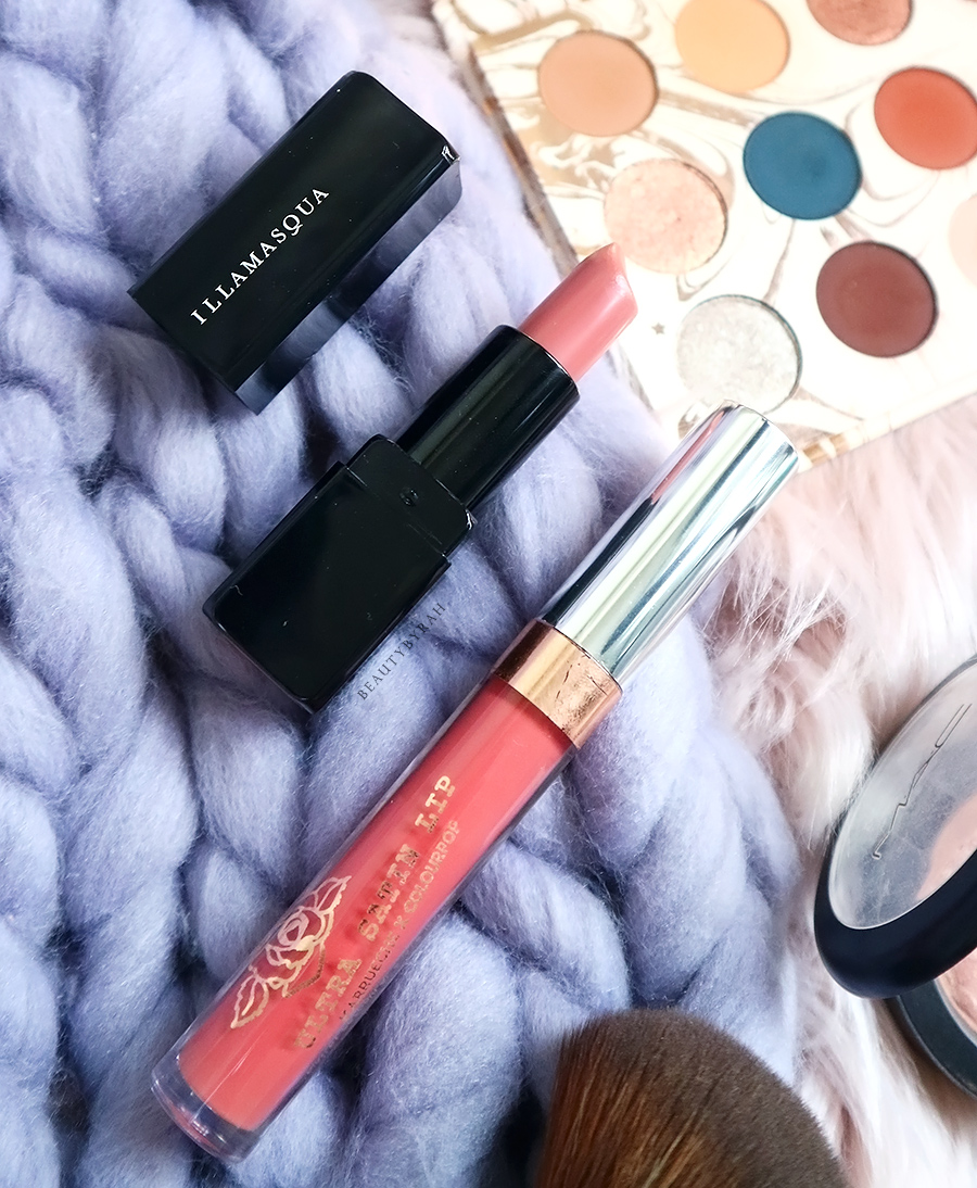 Illamasqua Antimatter Lipstick in Bang review
