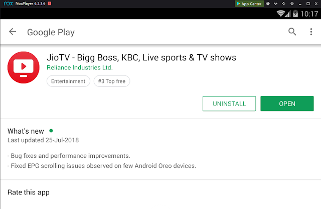 Jio TV App Now Download For PC And Laptop | Live TV