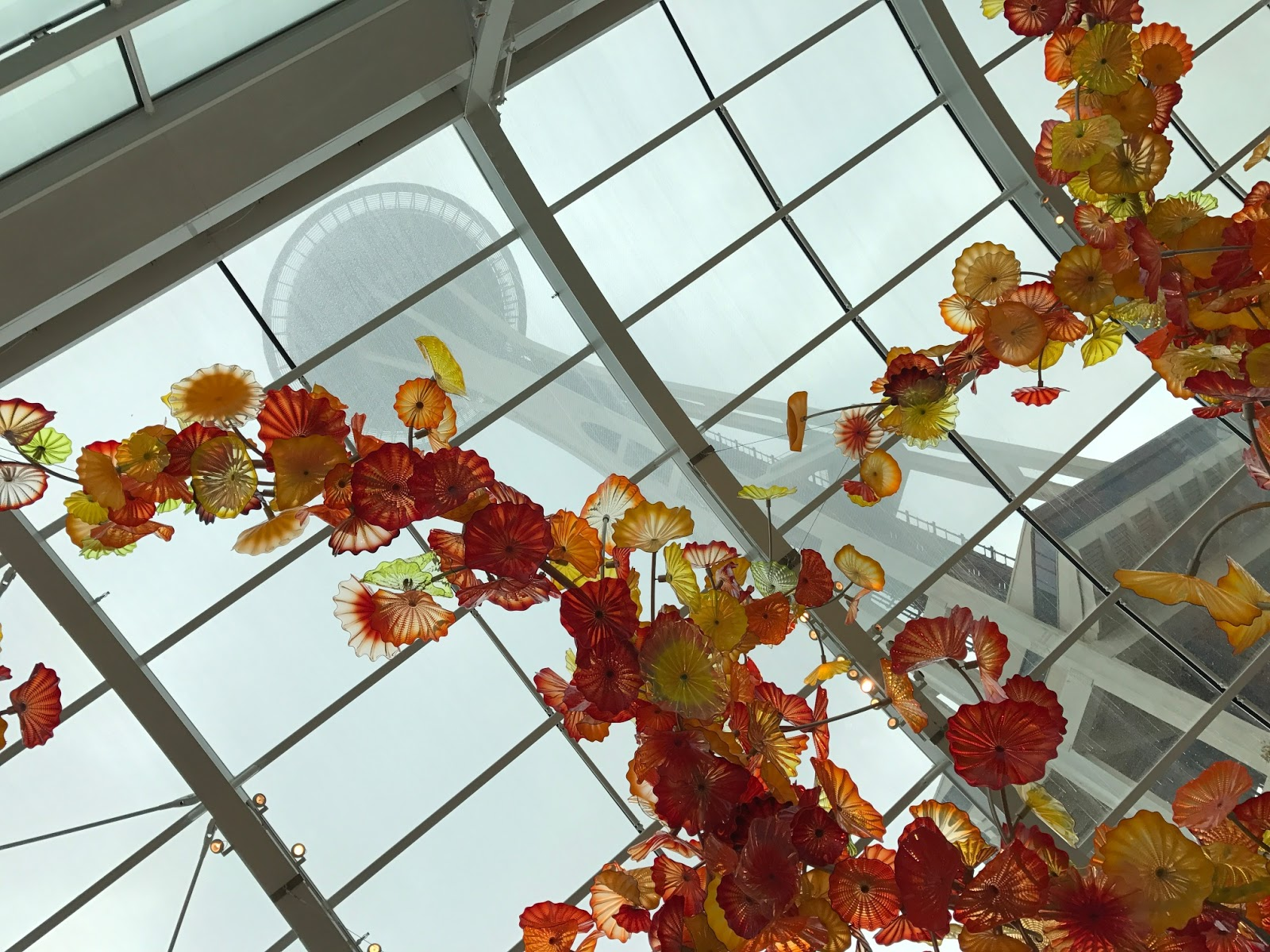 Joe 39 S Julia 39 S Adventures Seattle 39 S Chihuly Garden And Glass