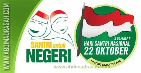 Bahasa Arab Selamat Hari Santri Selamat Hari Santri Nasional Untuk Seluruh Umat Islam Indonesia Abdi Madrasah