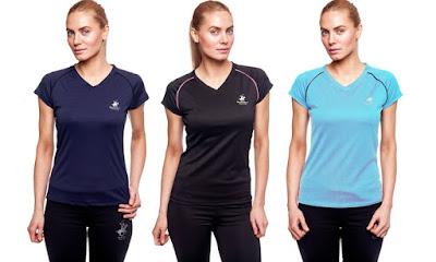 Γυναικεία Αθλητικά Μπλουζάκια Φθηνά