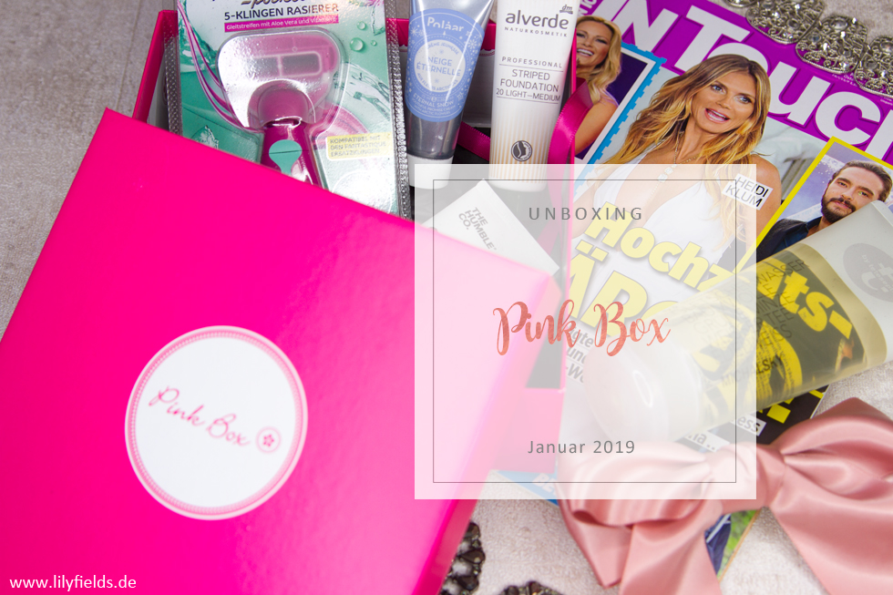 Pink Box - Januar 2019