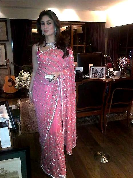 kareena in pre wedding dinner party