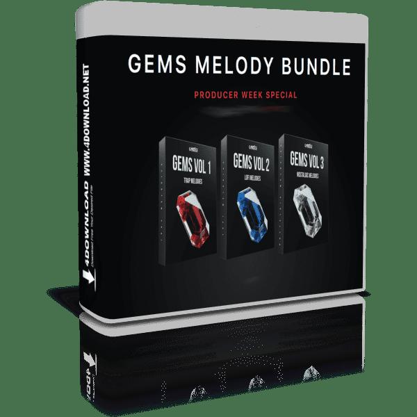 Cymatics - Gems Melody Bundle