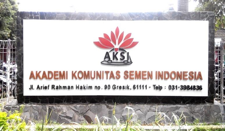PENERIMAAN MAHASISWA BARU (AKSI) AKADEMI KOMUNITAS SEMEN INDONESIA