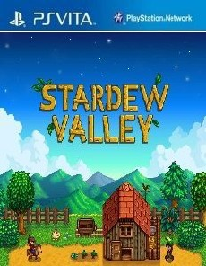 Stardew Valley PSVITA Oyun İndir [VPK-MaiDump-NoNpDrm
