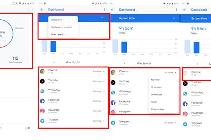 Cara Mengatur Timer Sebuah Aplikasi di Android Terbaru