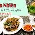 Ốc Thiên Nhiên địa chỉ quán ốc ngon hấp dẫn nổi tiếng tại Vũng Tàu