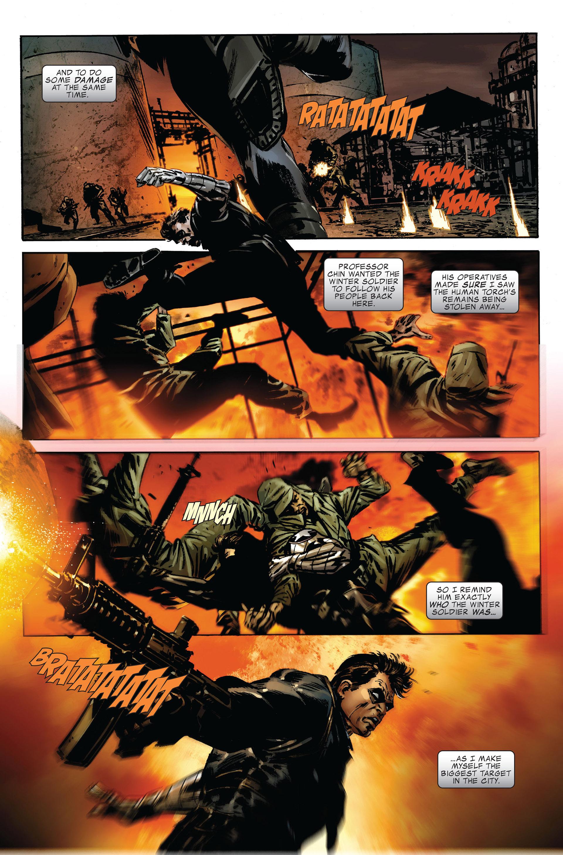 Read online Captain America (2005) comic -  Issue #47 - 5