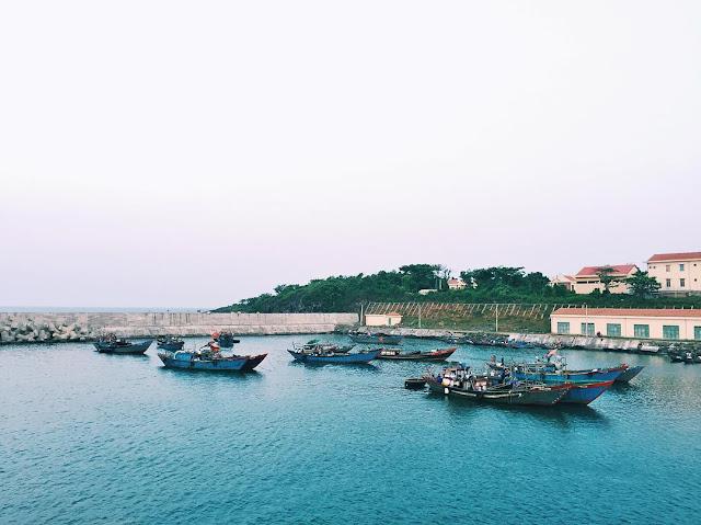 Viên ngọc giữa biển cả, đảo Cồn Cỏ đã khởi động lại