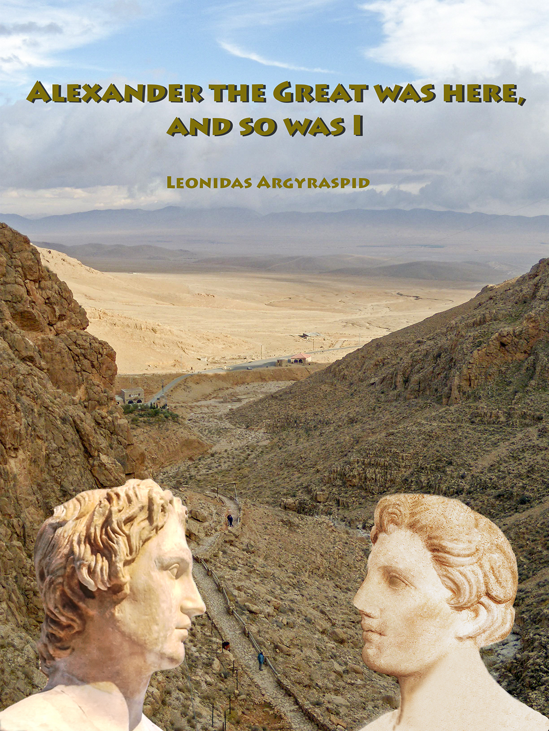 My own book about my travels in the wake of Alexander the Great