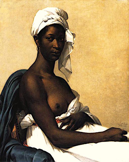 Marie-Guillemine Benoist: Donna di colore