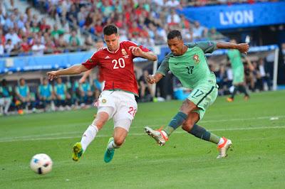 Bernd Storck, Cristiano Ronaldo, Dzsudzsák Balázs, EURO 2016, Gera Zoltán, magyar labdarúgó-válogatott, Magyarország, Portugália, Nani