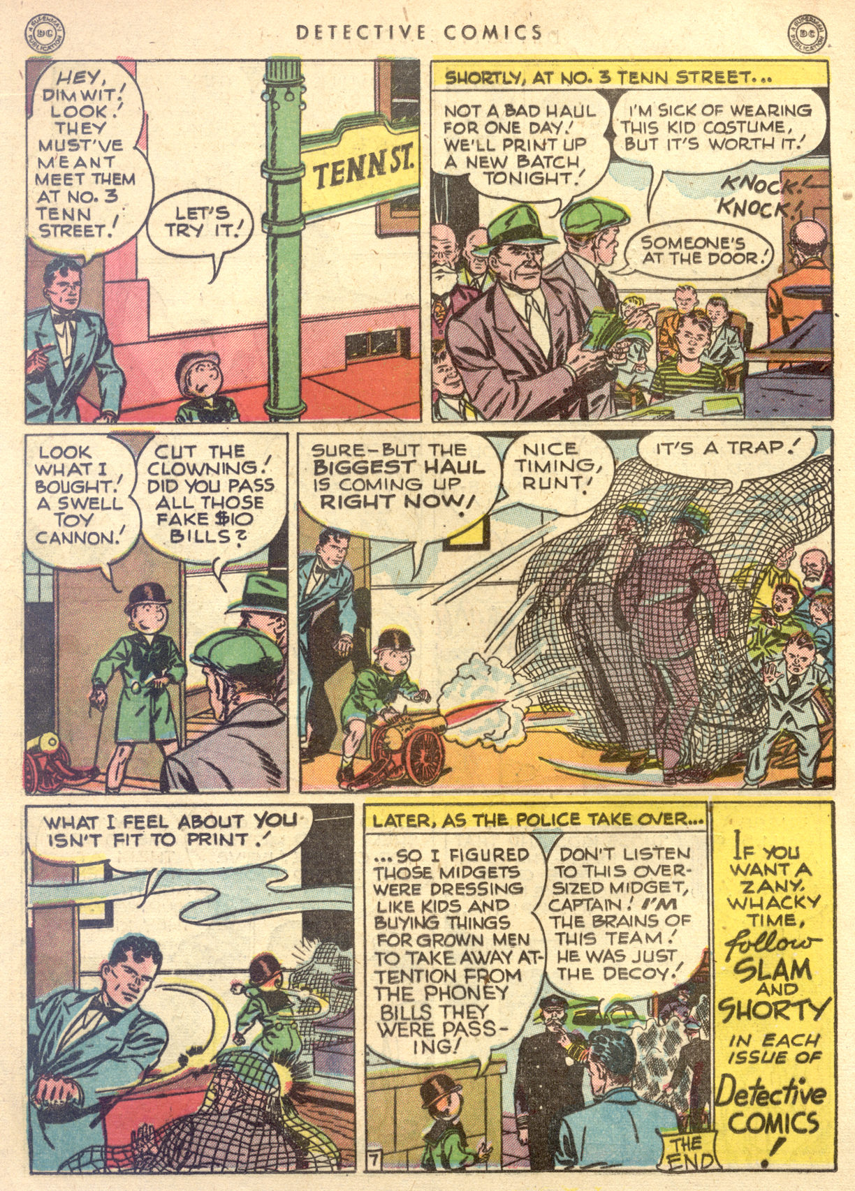Read online Detective Comics (1937) comic -  Issue #122 - 24