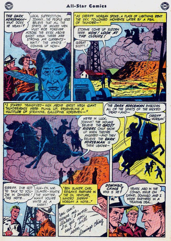 Read online All-Star Comics comic -  Issue #54 - 44