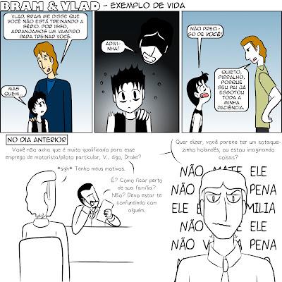 """É verdade que se rebatizar de """"Martin"""" não é uma maneira fantástica de esconder a identidade, mas o Viktor não tinha que ser chato a respeito disso."""
