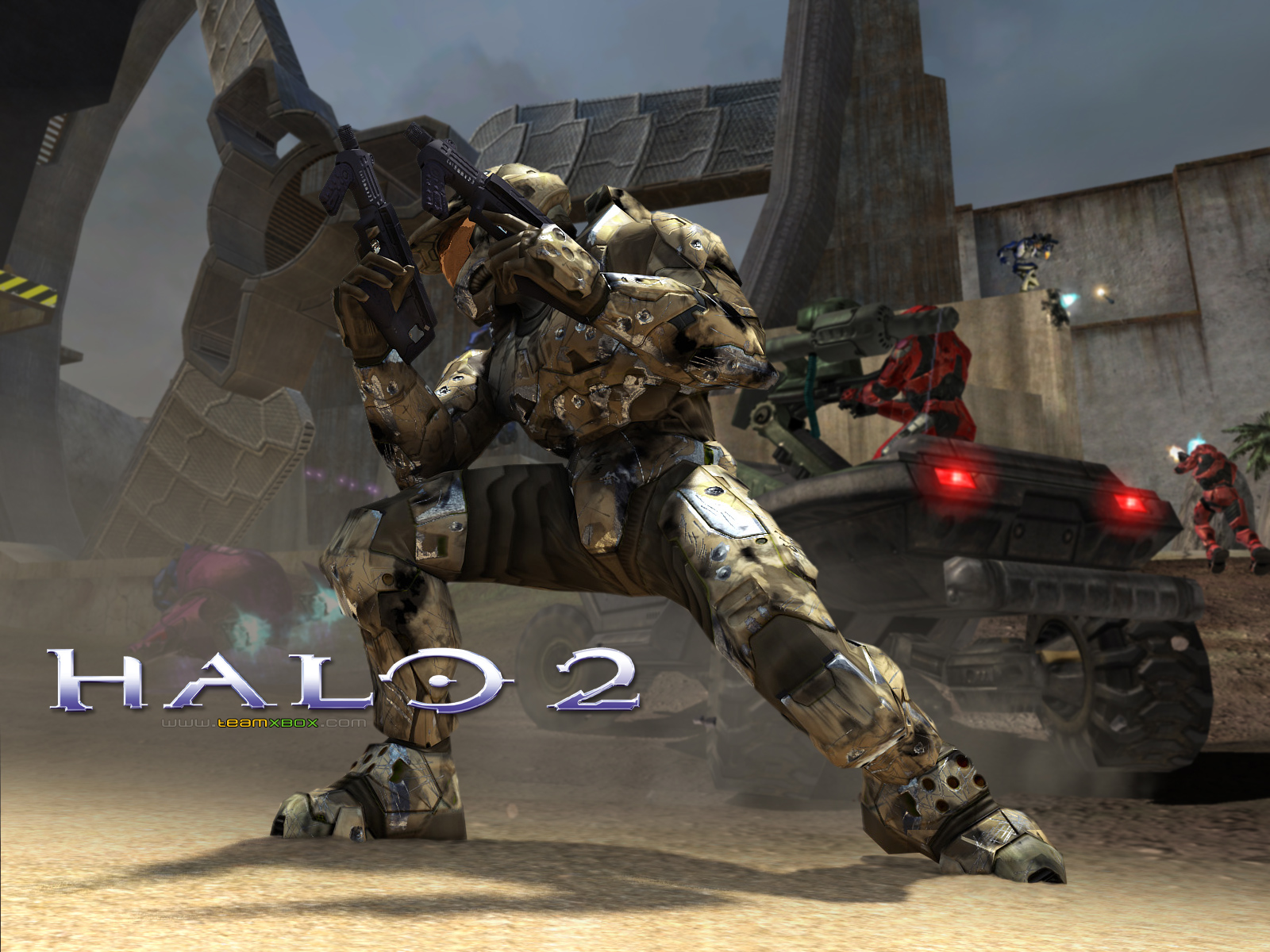 Halo Reach 3d Wallpaper Pc Wallpapers Hd Wallpapers De Halo 1 2 3 17 Fondos De