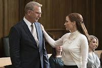 Molly's Game Jessica Chastain and Kevin Costner Image 1