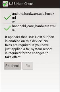 Tutorial Solusi Membuat Smartphone Android Support USB OTG Terbaru