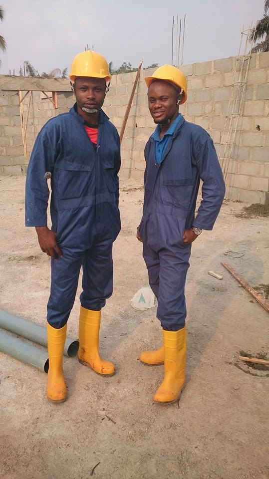 SAFETY MANAGEMENT IN CONSTRUCTION by  Giwa Kehinde