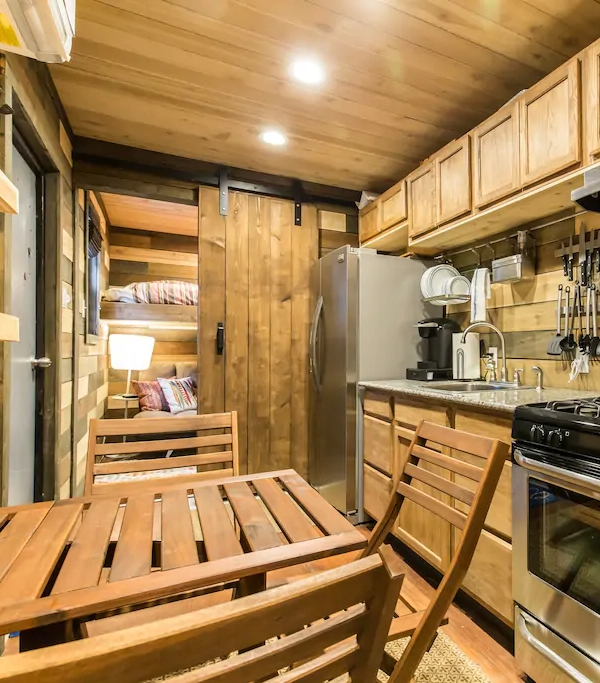 Shipping Container Homes Buildings 2 Bedrooms 40 Ft Cozy Wood Interior Design Shipping Container Home Dallas Texas