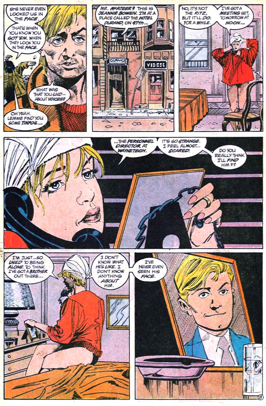 Detective Comics (1937) 598 Page 8