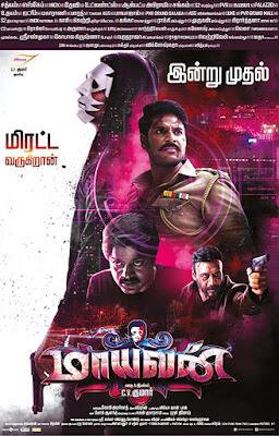 Maayavan 2017 Hindi Dubbed Full Dual Audio Movie Download