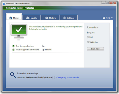 Microsoft Security Essentials 4.9.0218.0 Latest 2016