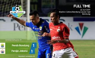 Video Gol Persib Bandung vs Persija 1-1 #Liga1