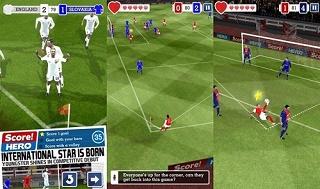 game sepakbola Android tanpa koneksi internet