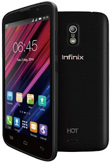 Cara Flash Infinix Hot X507