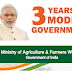 Agricultural and Allied Development - 3 Years of Modi Government Report