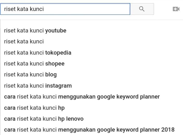 Cara Riset Kata Kunci Keyword Video Youtube Lengkap Terbaru Yang Telah Terbukti Menurut Pakar Seo How To Make Kupang Tech News