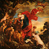 """Rinaldo ve Armida """"Rinaldo and Armida"""" - Van Dyck"""