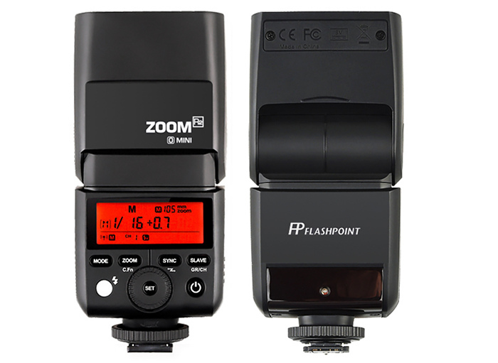 Flashpoint Zoom Mini R2 TTL