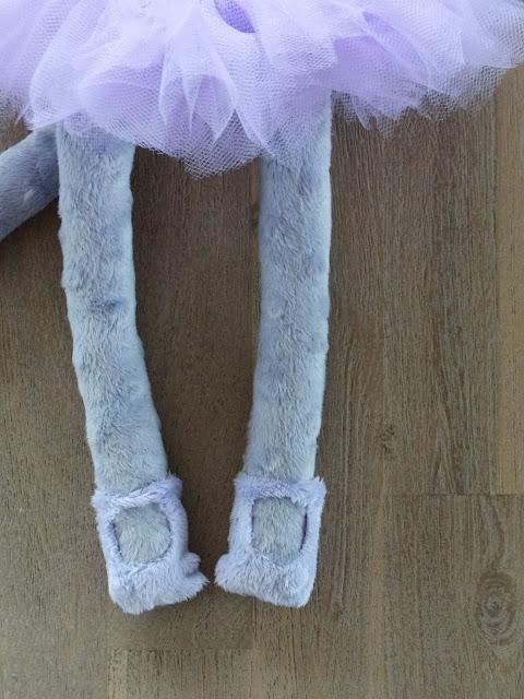 kot baletnica przytulanka 3