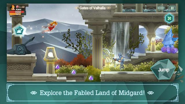 explore land