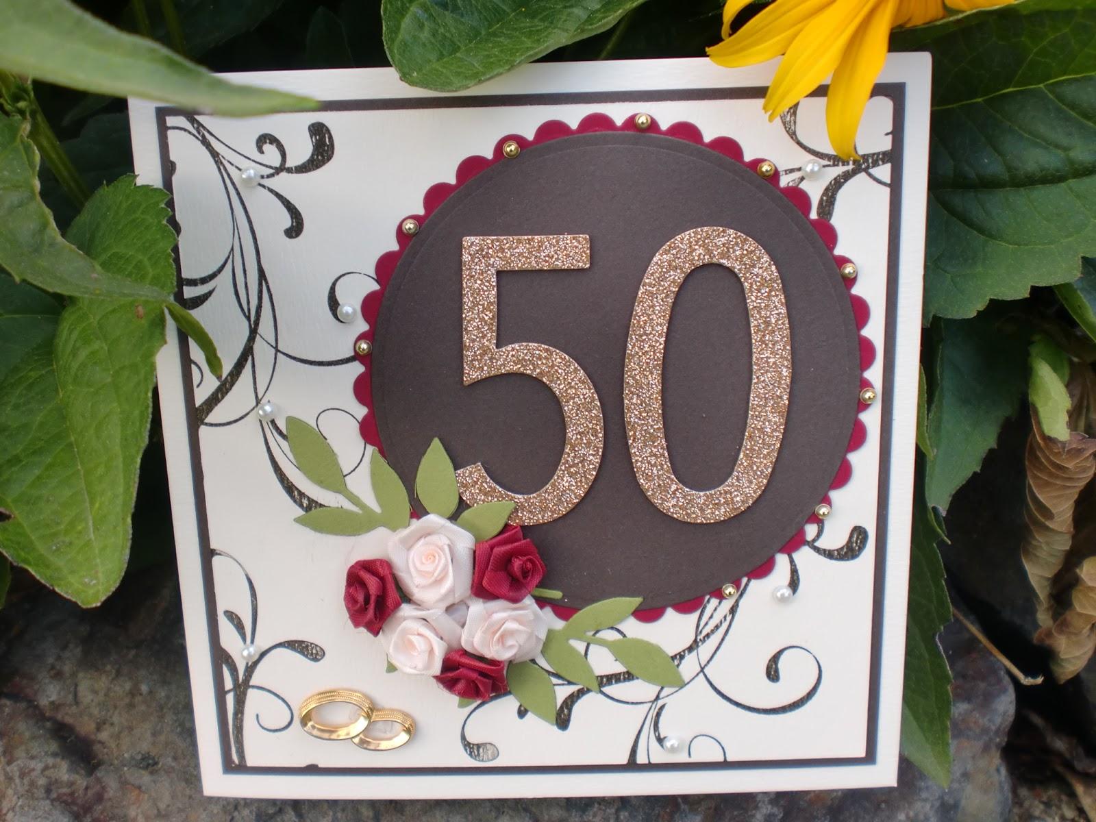 Kartenzauber : 50 Jahre Eheleben