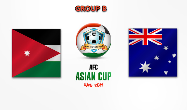 مشاهدة مباراة الاردن واستراليا بث مباشر بتاريخ 06-01-2019 كأس آسيا 2019
