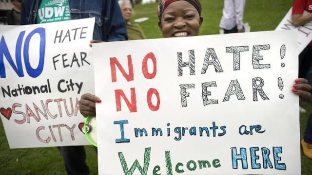Encuesta: 75% de estadounidenses dice que inmigración es buena