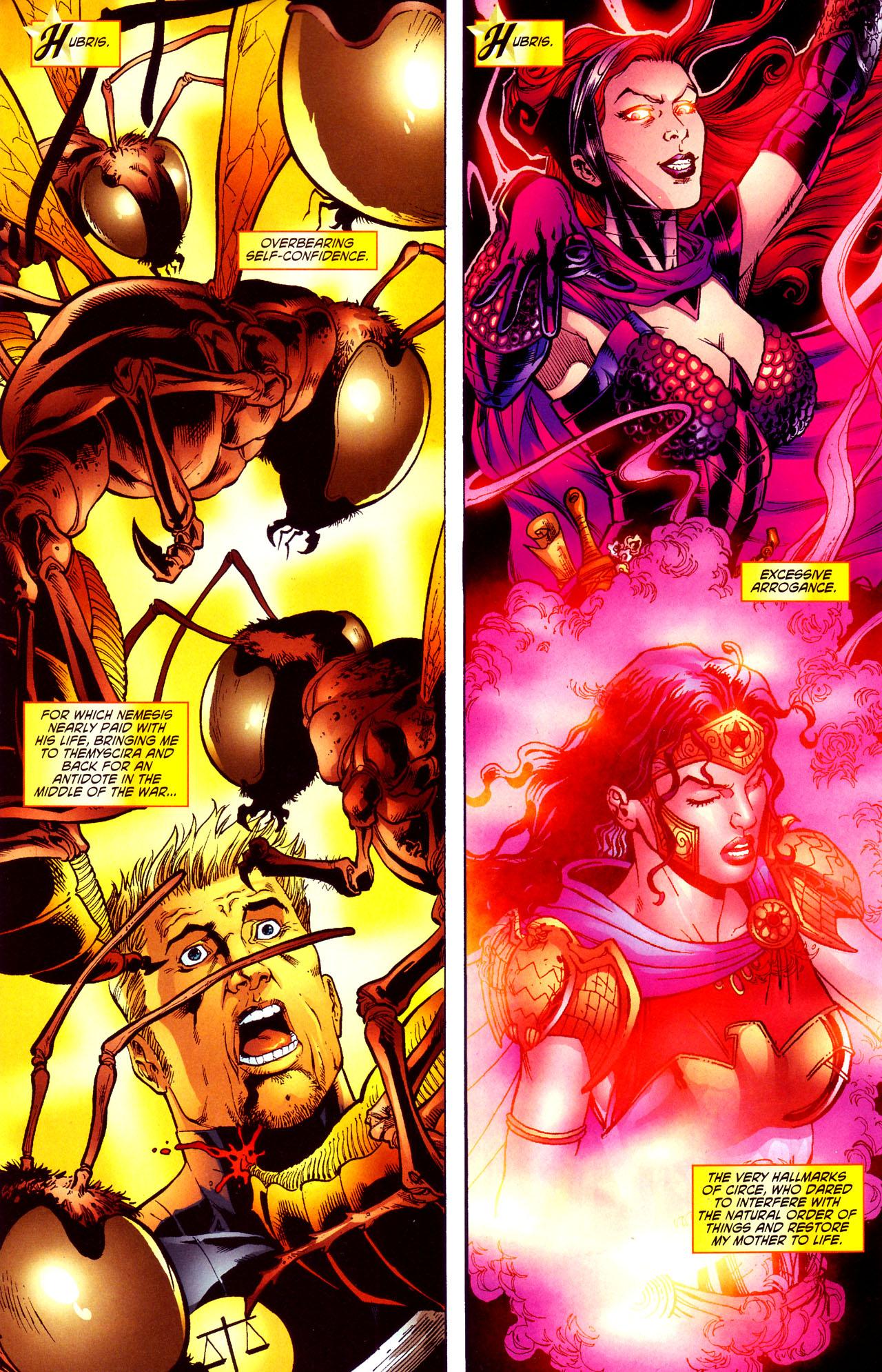 Read online Wonder Woman (2006) comic -  Issue #12 - 3