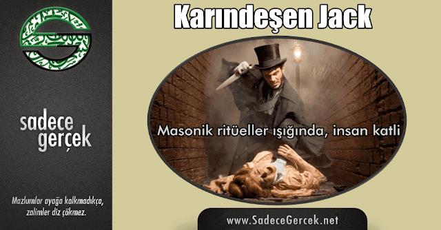 Masonik cinayetler serisi; Karındeşen Jack