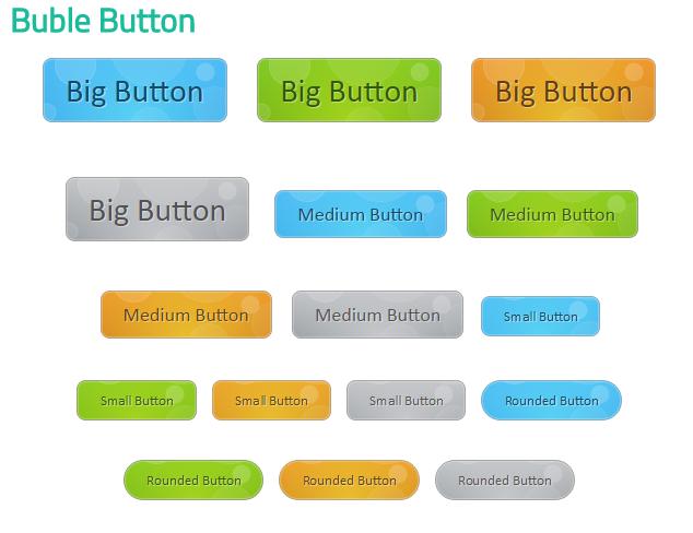 Memasang Tombol Animasi Gelembung CSS di Blogger