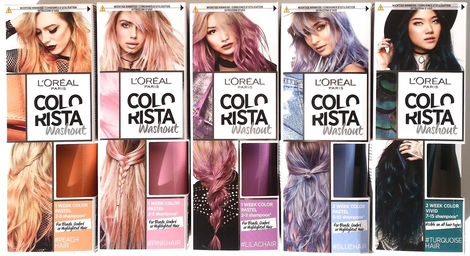 Haare farben 2 wochen