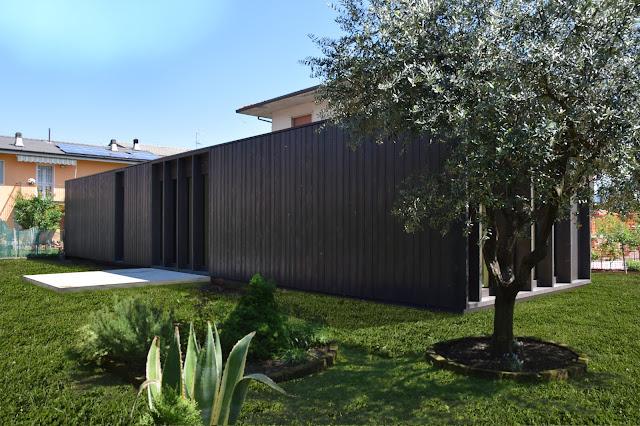 Prima Casa Passiva Architetto Marcio Tolotti