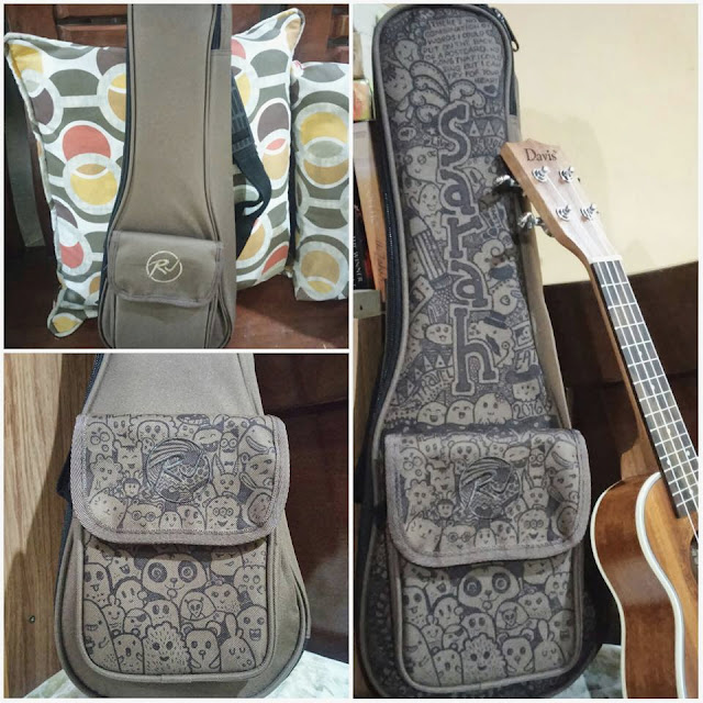 Custom Ukulele Case