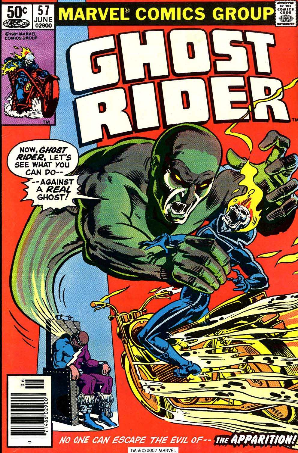 Ghost Rider (1973) issue 57 - Page 1
